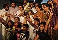 2014 കേരള സ്കൂൾ കലോത്സവം വിജയിച്ച കോഴിക്കോട് ജില്ല.JPG