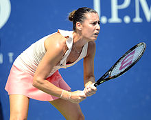2014 US Open (Tennis) - Tournament - Flavia Pennetta (14901565339).jpg