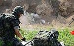 2015.7.13.해병대 1사단 - 공용화기사격 13th, July, 2015, ROK 1st Marine Div.-Firing Crew Served Weapon (19577081579).jpg