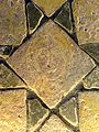 20150611 Kerk Longerhouw, mozaïek van Christus.jpg
