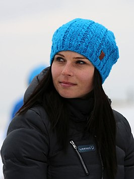 Anna Veith in 2015