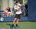2015 US Open Tennis - Qualies - Jose Hernandez-Fernandez (DOM) def. Jonathan Eysseric (FRA) (20344586144).jpg