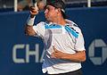 2015 US Open Tennis - Qualies - Jose Hernandez-Fernandez (DOM) def. Jonathan Eysseric (FRA) (20777798288).jpg