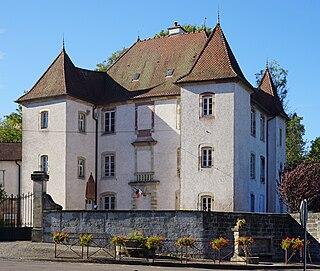 Quers Commune in Bourgogne-Franche-Comté, France