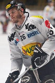 James Livingston (ice hockey) Canadian ice hockey player
