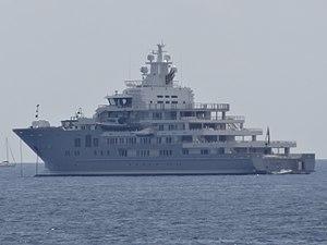 Andromeda 107m Yacht Wikipedia