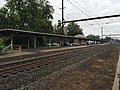 2017-09-06 11 00 53 View of the West Trenton Train Station from the opposite side of the tracks in Ewing Township, Mercer County, New Jersey.jpg