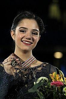 2017 europeo di pattinaggio Campionati Evgenia Medvedeva jsfb dave6919.jpg