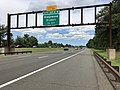 2018-07-21 12 46 45 View north along New Jersey State Route 444 (Garden State Parkway) just south of Exit 165 (Ridgewood, Oradell) in Paramus, Bergen County, New Jersey.jpg