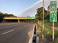 2018-08-26 06 51 34 View south along Interstate 295 between Exit 25B and Exit 25A in Westville, Gloucester County, New Jersey.jpg
