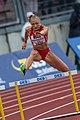 2018 DM Leichtathletik - 400-Meter-Huerden Frauen - Lena Neunecker - by 2eight - DSC7159.jpg