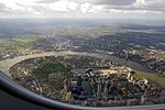 2018 LCY, aerial view of Isle of Dogs.jpg