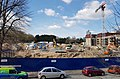 2018 Woolwich, Brookhill Road, Trinity Walk construction site 3.jpg
