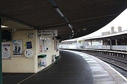 2018 at Carnforth station - platform 2.JPG