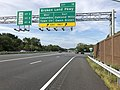 2019-08-19 17 27 54 View north along U.S. Route 29 (Columbia Pike) at Exit 18 (Broken Land Parkway, Oakland Mills, Owen Brown, Columbia Town Center) in Columbia, Howard County, Maryland.jpg