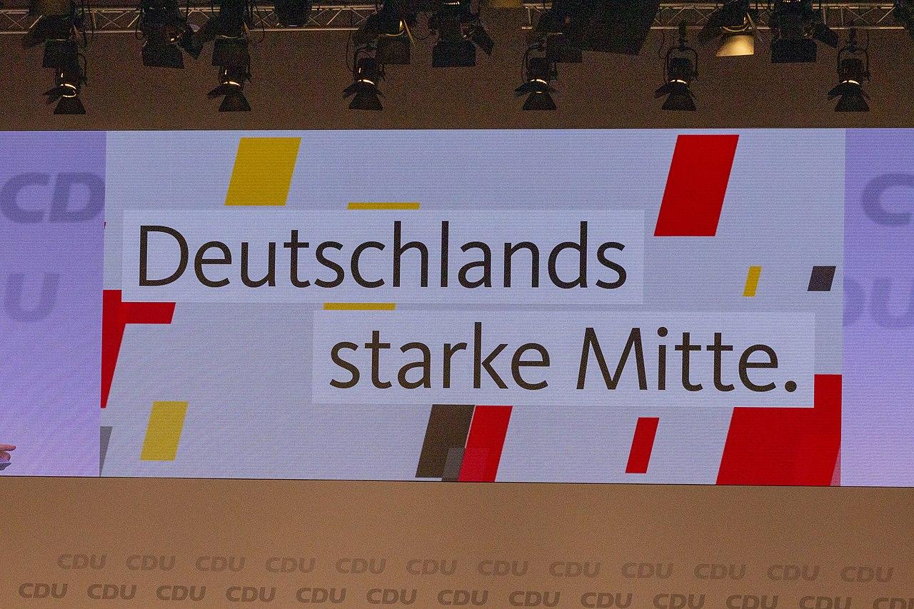 2019-11-22 Annegret Kramp-Karrenbauer CDU Parteitag by OlafKosinsky MG 5452.jpg
