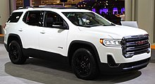 2020 GMC Acadia AT4 front NYIAS 2019.jpg