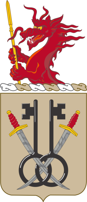 225th Brigade Support Battalion - Coat of Arms