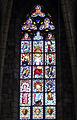 23 Santa Maria de Pedralbes, vitrall de l'absis.jpg