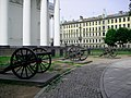 2789. St. Petersburg. Ancient cannons at the Trinity Cathedral.jpg