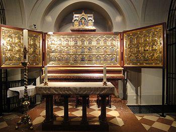 Klosterneuburg Altar of Nicholas of Verdun
