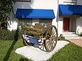 3-inch M1902 field gun in front of Eustis Florida American Hall.jpg
