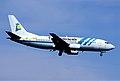 311ag - Aero Continente (Jat Airways) Boeing 737-3Q4, YU-AON@ZRH,08.08.2004 - Flickr - Aero Icarus.jpg