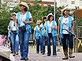 318 Festa Major de Terrassa, ball country a la plaça del Progrés.jpg