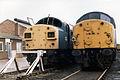 40142 & 40xxx - Crewe (12248737454).jpg