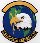 436 Communications Sq emblem.png