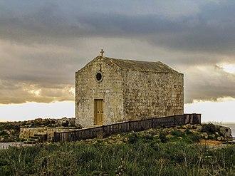 St Mary Magdalene Chapel, Dingli - View of St. Mary Magdalene Chapel