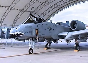 476th Fighter Group - 476th Fighter Group - A-10 Thunderbolt II