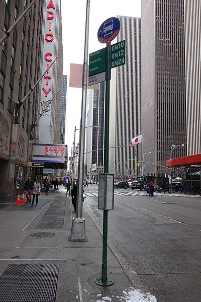 File:50th St 6th Av td 01 - Radio City.jpg