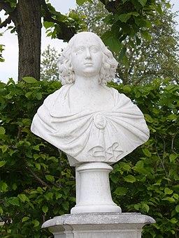 5351.Kurfürstin Louise Henriette-Oranienrondell-Östlicher Lustgarten-Sanssouci-Steffen Heilfort