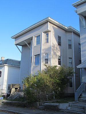 Albert Ridyard Three-Decker - 5 Mount Pleasant Street