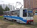71-608K 4060 tram on Proletarskaya.jpg