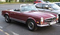 Mercedes-Benz W113 thumbnail