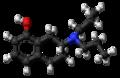 8-OH-DPAT molecule ball.png