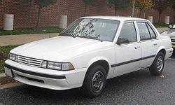 Px Chevrolet Cavalier Sedan