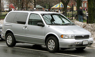 Mercury Villager Motor vehicle