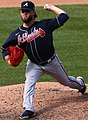 A.J. Minter pitching in the 9th inning from Nationals vs. Braves at Nationals Park, September 13th, 2020 (All-Pro Reels Photography) (50342124226) (cropped).jpg