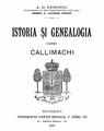 A. D. Xenopol - Istoria si genealogia casei Calimachi.png