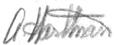 A. Harttman signature.png