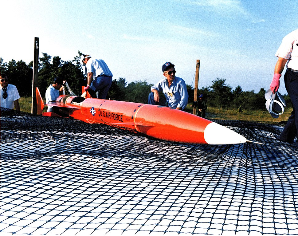 AQM-81A Firebolt high speed target