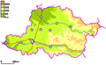 AR County Blank Map.png