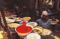 ASC Leiden - W.E.A. van Beek Collection - Dogon markets 08 - Various condiments at Sangha market, Mali 1992.jpg