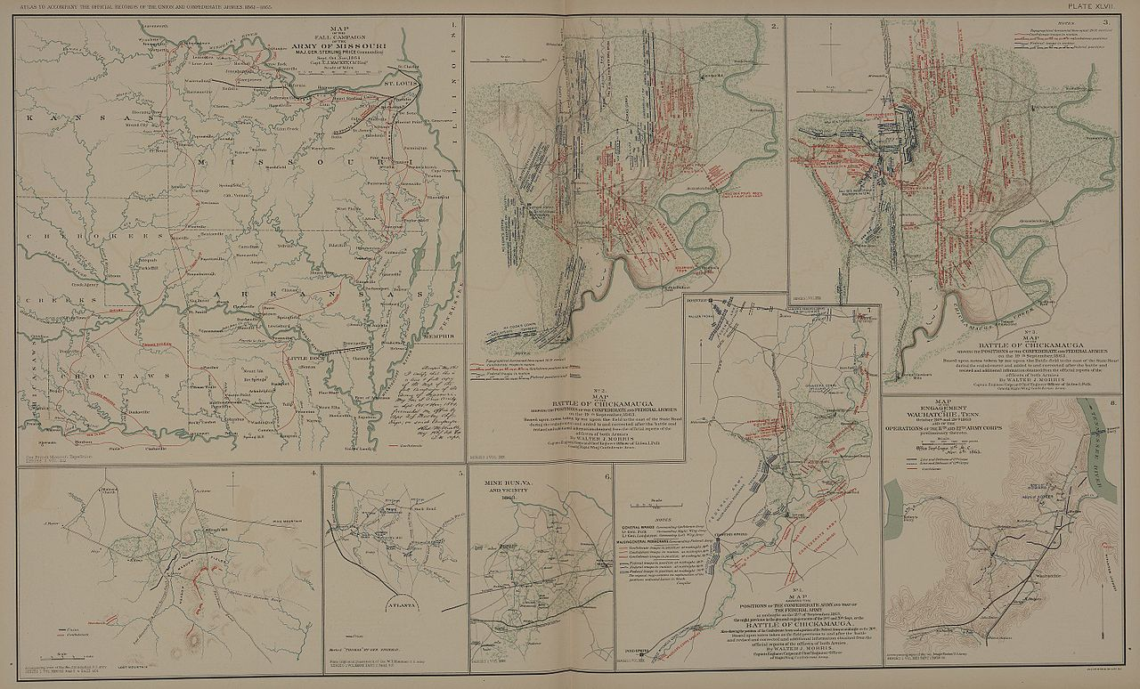 Battle of Chickamauga Wikiwand