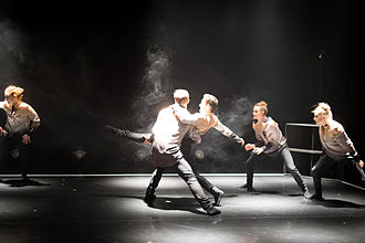 National Dance Company Wales - Image: A Mighty Wind