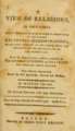 A View of Religions, Second Edition, (1791).png