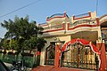A house decorated for an Indian Wedding.jpg